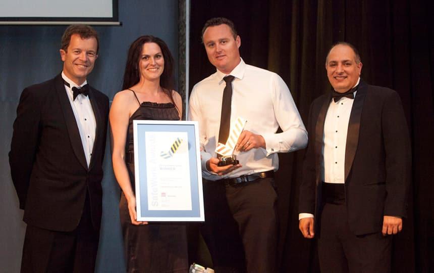 Winner – Worksafe Award 2014